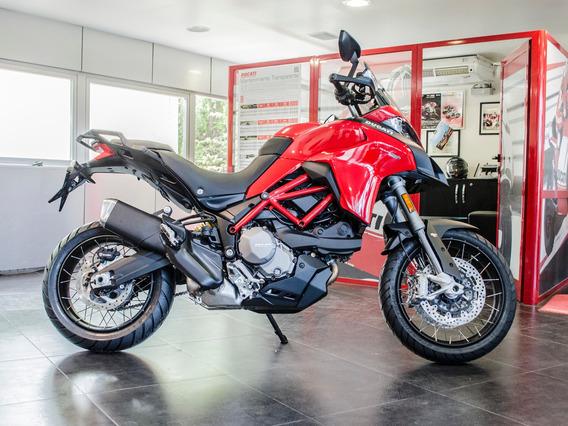 Ducati Multistrada 950s Spoked Wheels- Dolar Oficial