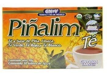 Te Pinalim 30 Sob Original Ayuda A Bajar De Peso Rápido