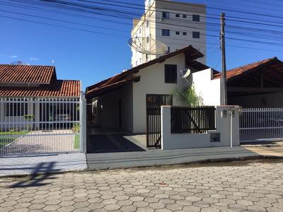 Casa Linda Geminada 2 Dormitórios Perequê Porto Belo Sc