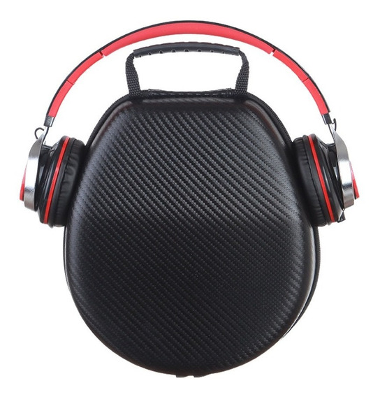 Case Capa Estojo Maleta Headphone Fone Jbl Sony Philips