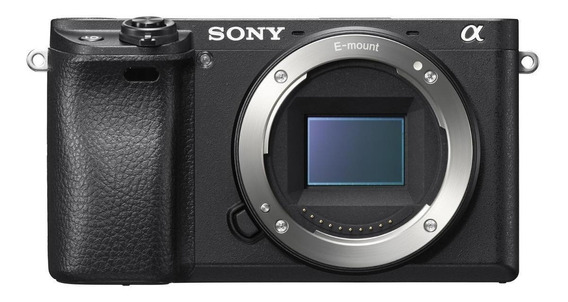 Sony Alpha 6400 16-50mm OSS Kit mirrorless cor preto
