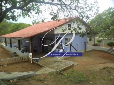 Sitio Com 10.000m² De Area, Muito Verde, Casa Principal + Casa Caseiro - St00006