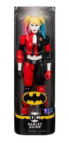 Figura Batman Harley Quinn 30 Cm Spin Master