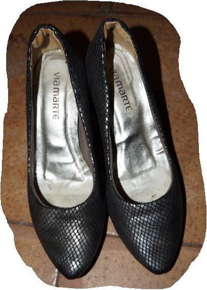 Sapato Feminino Via Marte - Nº 34