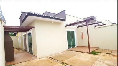 Casa Em Plano Diretor Sul, Palmas/to De 80m² 2 Quartos À Venda Por R$ 220.000,00 - Ca252509