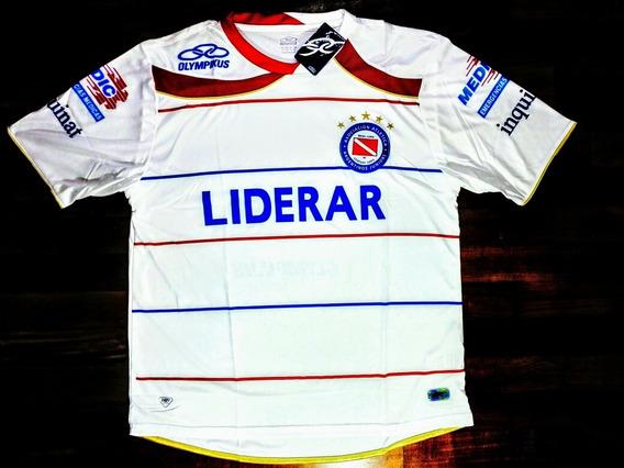 Camiseta De Argentinos JuniorsAlternativa 2010 - Nueva.