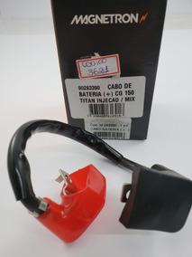 Cabo De Bateria Negativo - Magnetron - 90283390 - 3002