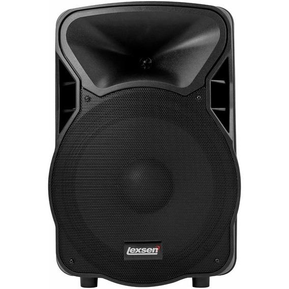 Caixa Acústica Amplificada Lexsen Ls15bt Bivolt 100w Rms