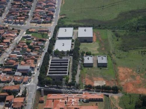 Galpão Industrial Planejada Ii Bragança Paulista - Nt0533-2