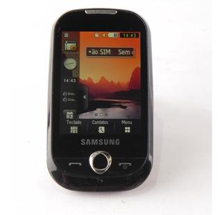 Celular Samsung S3560 Corby Usado