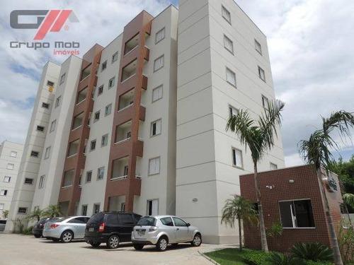 Apartamento Com 2 Dormitórios À Venda, 64 M² Por R$ 210.000,00 - Parque São Luís - Taubaté/sp - Ap0354