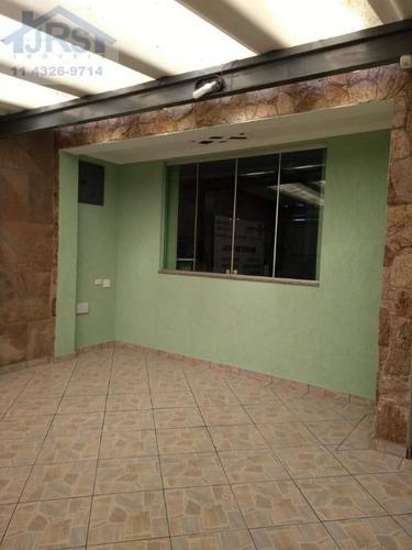 Imagem 1 de 30 de Sobrado Em Guarulhos No Jardim Flor Da Montanha, 4 Dorm. 1 Suite - So0866