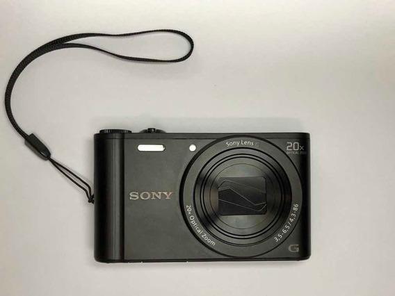 Cámara Sony Dsc-wx350
