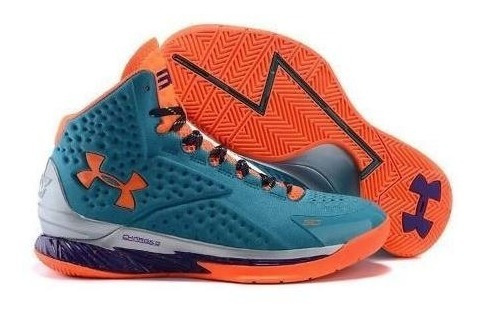 Tenis Under Armour Curry One Original - Modelo Basquete