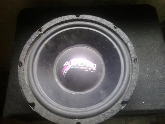 Corneta Americana 10 Pulgadas Marca Audio Acoustic