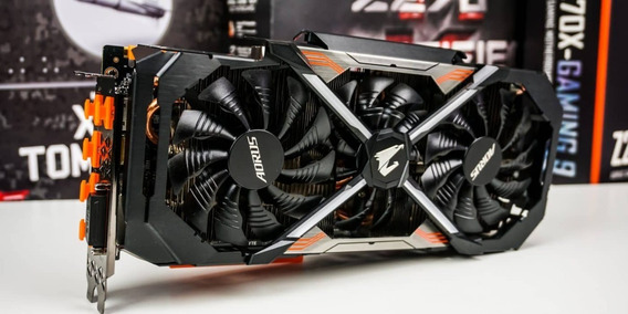 Placa De Video Aorus Geforce Gtx 1080ti 11gb