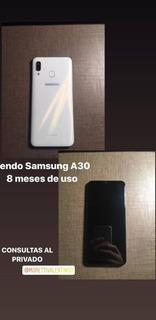 Samsung A30 Sin Detalles Excelente Estado