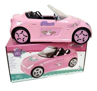 Auto Princess Para Muñecas Con Stickers 711 Mini Play