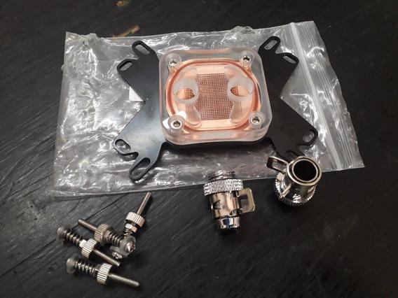 Bloco Decipador Calor Pc Custom Amd Am2 Am3+ Fm Intel