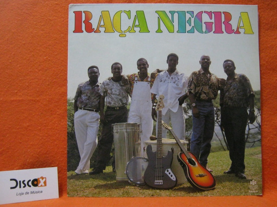 Raça Negra Lote - 6 Discos De Vinil