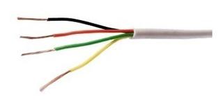 11041101 Cable De 4 Conductores Para Alarmas Y Dispositiv...