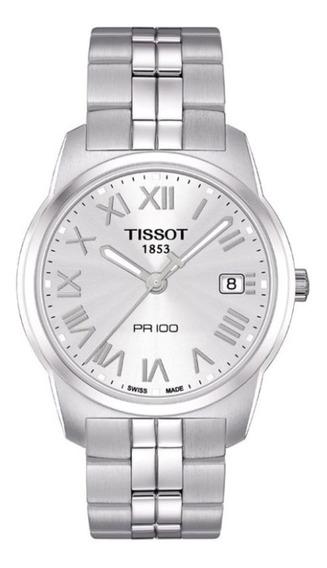 Relógio Tissot Pr100 - Swiss Made - Mod: T049.410.11.033.00