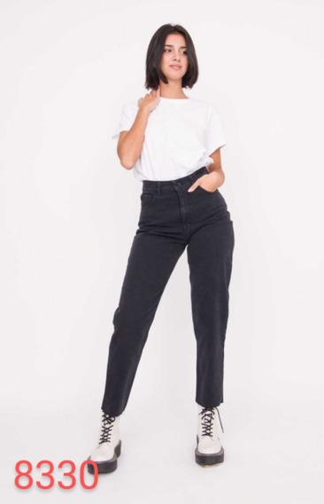 Pantalón Mom Fit