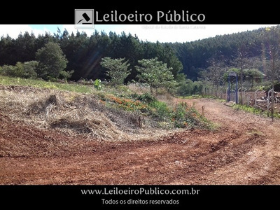 Xaxim (sc): Terreno Rural 55.000;00m² Obgzk