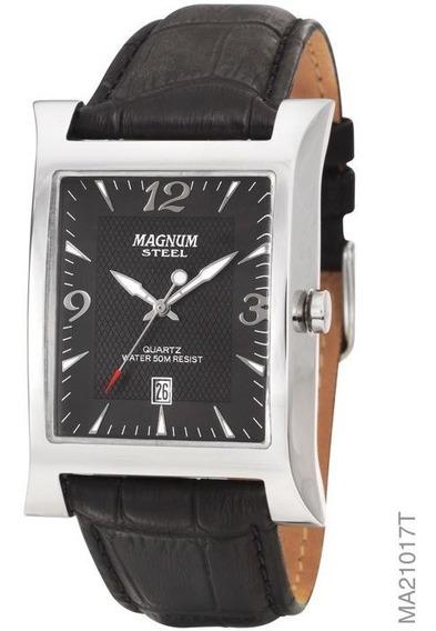 Relógio Magnum Ma21017t Preto