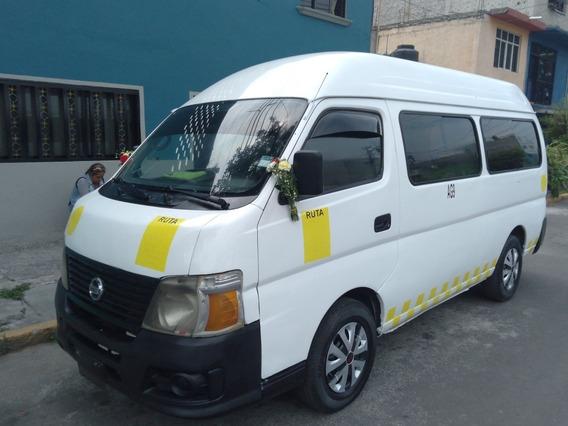 Nissan Urvan Panel, Larga