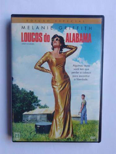 Dvd Loucos Do Alabama Melanie Griffith Dub Leg Original | Mercado Livre