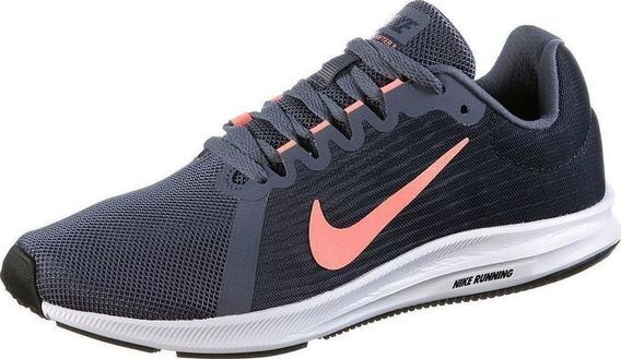 Zapatillas Nike Downshifter 8 Mujer Running 908994-005