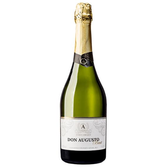 Vinho Branco Espumante Brut Don Augusto Catafesta 750ml
