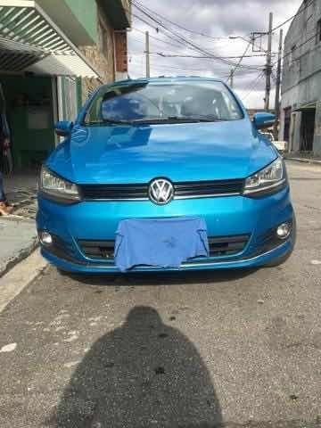 Volkswagen Fox 1.6 16v Msi Highline Total Flex I-motion 5p