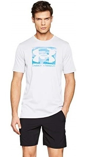 Under Armour Playera Boxed Hombre Korridorirunshop