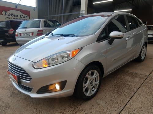 Ford Fiesta Sedan 1.6 4p Flex Se Plus Powershift Automático