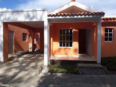 Casas Económicas En Villa Mella En Residencial Doña Luz