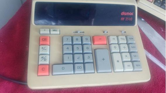 Calculadora Dismac Hy2510 Funcionando