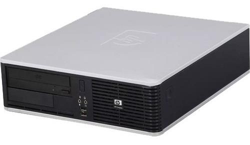 Imagem 1 de 2 de Cpu Hp Compaq Amd Athlon 4gb Ram Hd 160gb Computador