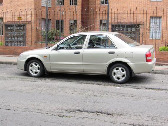Mazda Allegro Sedan 2003 Bien Cuidado