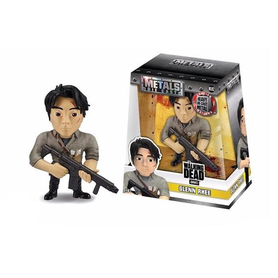 Figura Metals Walking Dead Glenn 11 Cm