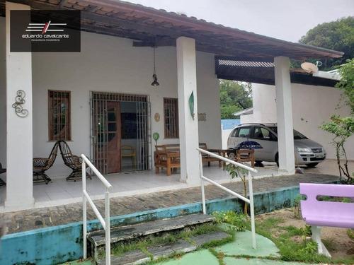 Casa Com 3 Dormitórios Para Alugar, 200 M² Por R$ 1.900,00/mês - Lagoa Redonda - Fortaleza/ce - Ca0046
