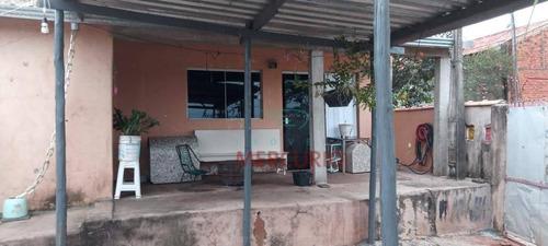 Casa Com 1 Dormitório À Venda, 51 M² Por R$ 140.000,00 - Jardim Chapadão - Bauru/sp - Ca3452