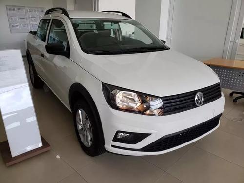 Volkswagen Saveiro 1.6 Cd Cabina Doble Highline My21 2020 10