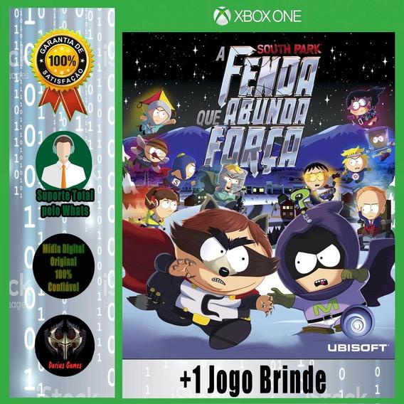South Park Afenda Que Abunda Força Xbox One Mídia Digt. +1