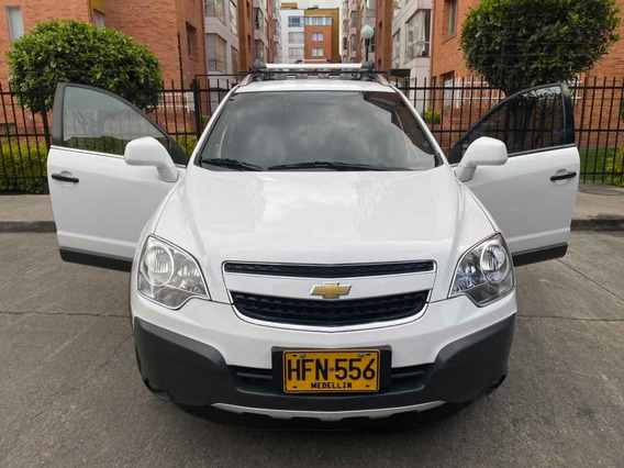 Chevrolet Captiva Sport 2.4 At 2.4
