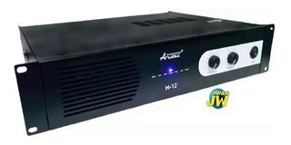 Potencia Apogee H12 Amplificador 900w Power Profesional Dj
