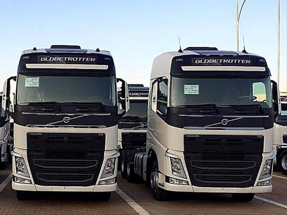 Volvo Fh 540 6x4 2020 (entrada+parcelas) 2020 0km