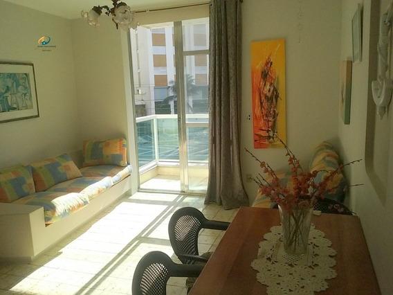 Apartamento Para Alugar No Bairro Pitangueiras Em Guarujá - - Enl254-3