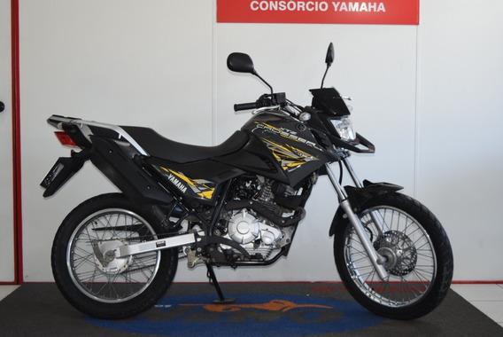 Yamaha Crosser 150 Cinza